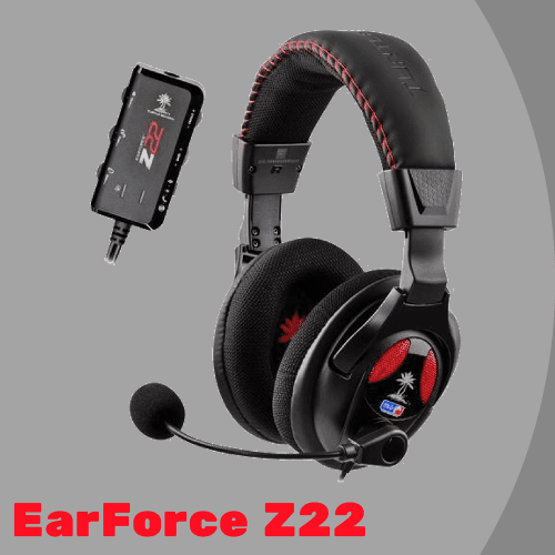 Turtle Beach EarForce Z22 Gaming Headset Review