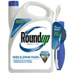Roundup 5109010 Ready-to-use Weed and Grass Killer Iii One-touch Wand,1.1 Gallon