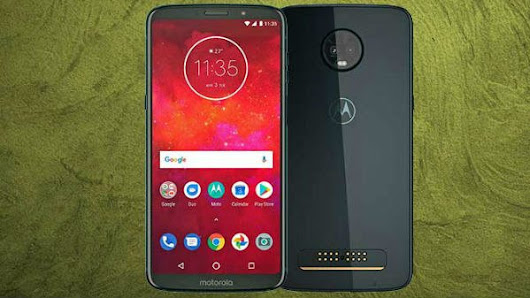 Motorola's flagship device Odin to be powered by Snapdragon 8150 SoC - Gizbot News