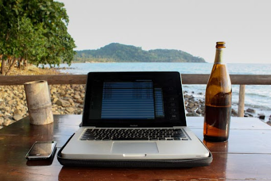 Knowledge Workers: Digital Nomads or a Beautiful Office | Raleigh Leslie