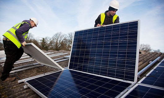 Withdrawal of state subsidies kills off third solar firm in a week
