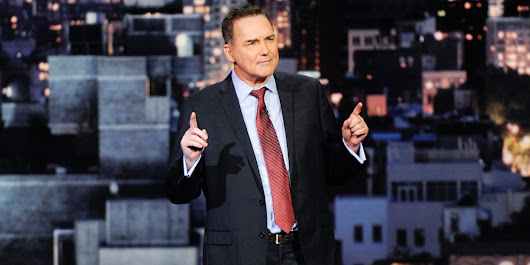 Norm Macdonald Doesn't Like Where Stand-Up Comedy Is Headed
