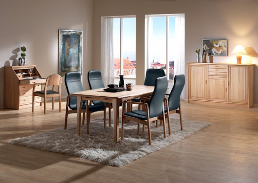 dining room furniture - other metro - by dyrlund-smith a/s