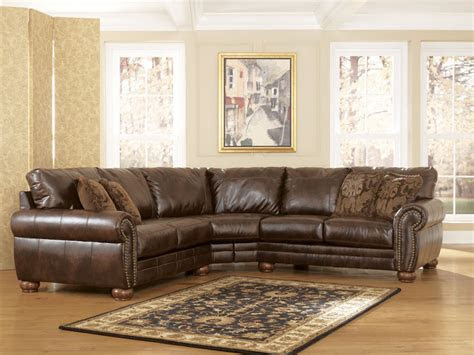 bradford pcs traditional bonded leather sofa couch