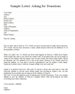 How to write a letter to a charitable trust gallery letter format how to write a letter to a charitable trust images letter format expocarfo Choice Image