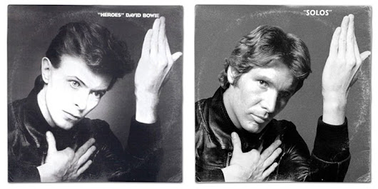 This Artist Mashed Up Classic Album Covers With Star Wars Characters