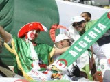 algerie-supporters Mondial 2014 qualification