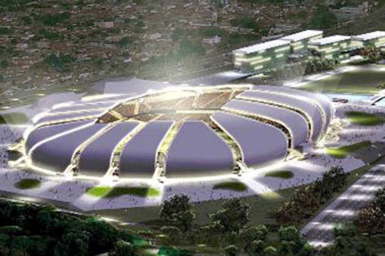Arena das Dunas terá arquibancadas flexíveis