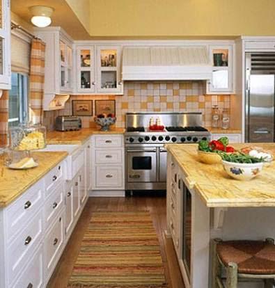 Menerapkan Warna Kuning Untuk Desain Interior