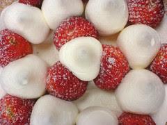 艾立的草莓蛋糕