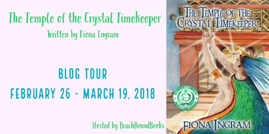 The Temple of the Crystal Timekeeper by F. Ingram - Mami Tales