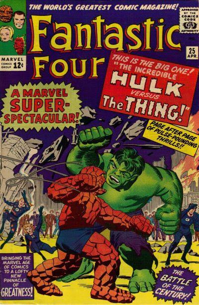 Fantastic Four 025