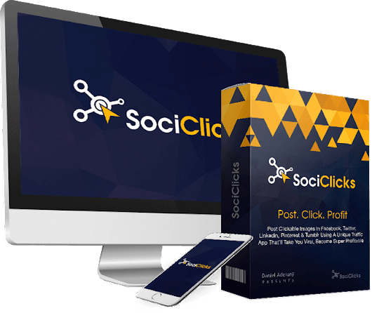 SociClicks Review & Bonuses - Should I Get it ?