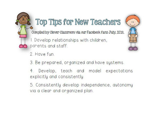17 Tips For New Teachers From Experienced Teachers