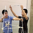 Tower Challenge Puts High Tech Students to the Test