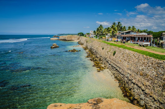 Strolling Through Galle, Sri Lanka