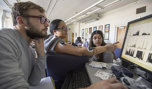 Students in holistic health classes able to weather stress of school, life | SF State News