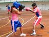 Jundiaí, com sobrinho de Popó, pela 1ª vez leva atletas de kickboxing para os Abertos