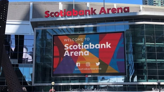 Goodbye ACC, hello Scotiabank Arena! Home of Leafs, Raptors has new name | CBC News