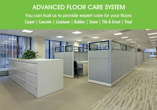 #1 Kansas City Commercial Floor Cleaning- UBM Advanced Floor Care
