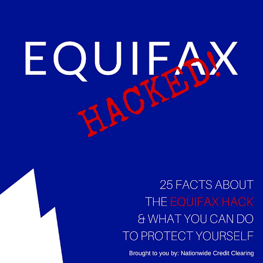 25 Facts about the Equifax hack – and what you can do to protect yourself - Chicago Credit Repair