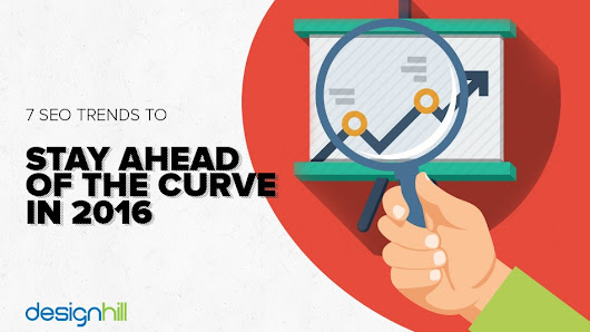 7 SEO Trends to Stay Ahead of the Curve in 2016