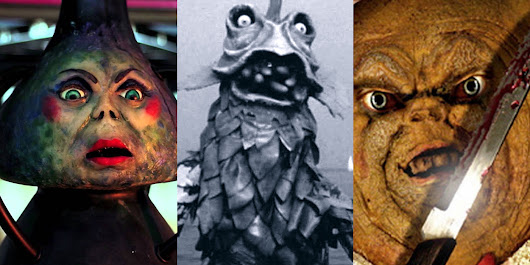 15 Most Outrageous B-Movie Monsters Ever