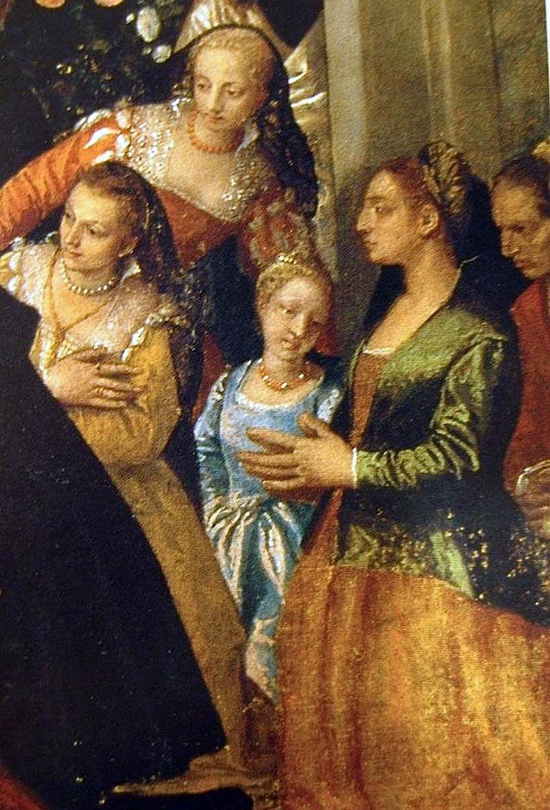 Paolo Veronese Madonna of the Rosary