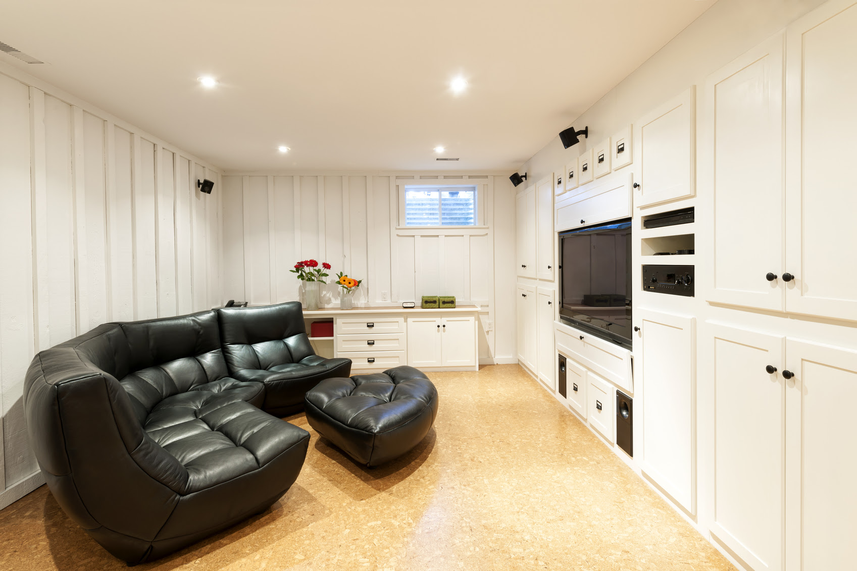 Remodel Ideas For A Low Ceiling Basement Surdus Remodeling