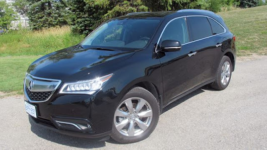 ROAD TEST: Acura MDX 2016 – right CUV at the right price