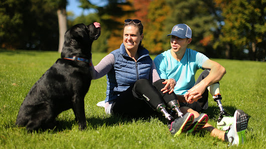 Power of Rescue: How a dog helped Boston Marathon bombing survivors heal