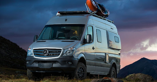 Winnebago's new Revel camper van is not your grandfather's RV