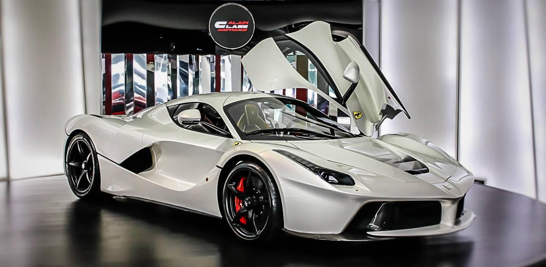Dubai Exotic Car Dealership Has Two Different Laferraris For Sale Autoevolution