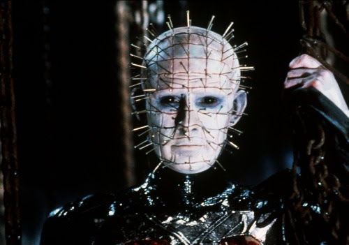 Tonight's movie, the debut from mastermind director Clive Barker, Hellraiser. Watch it with me on Netflix.