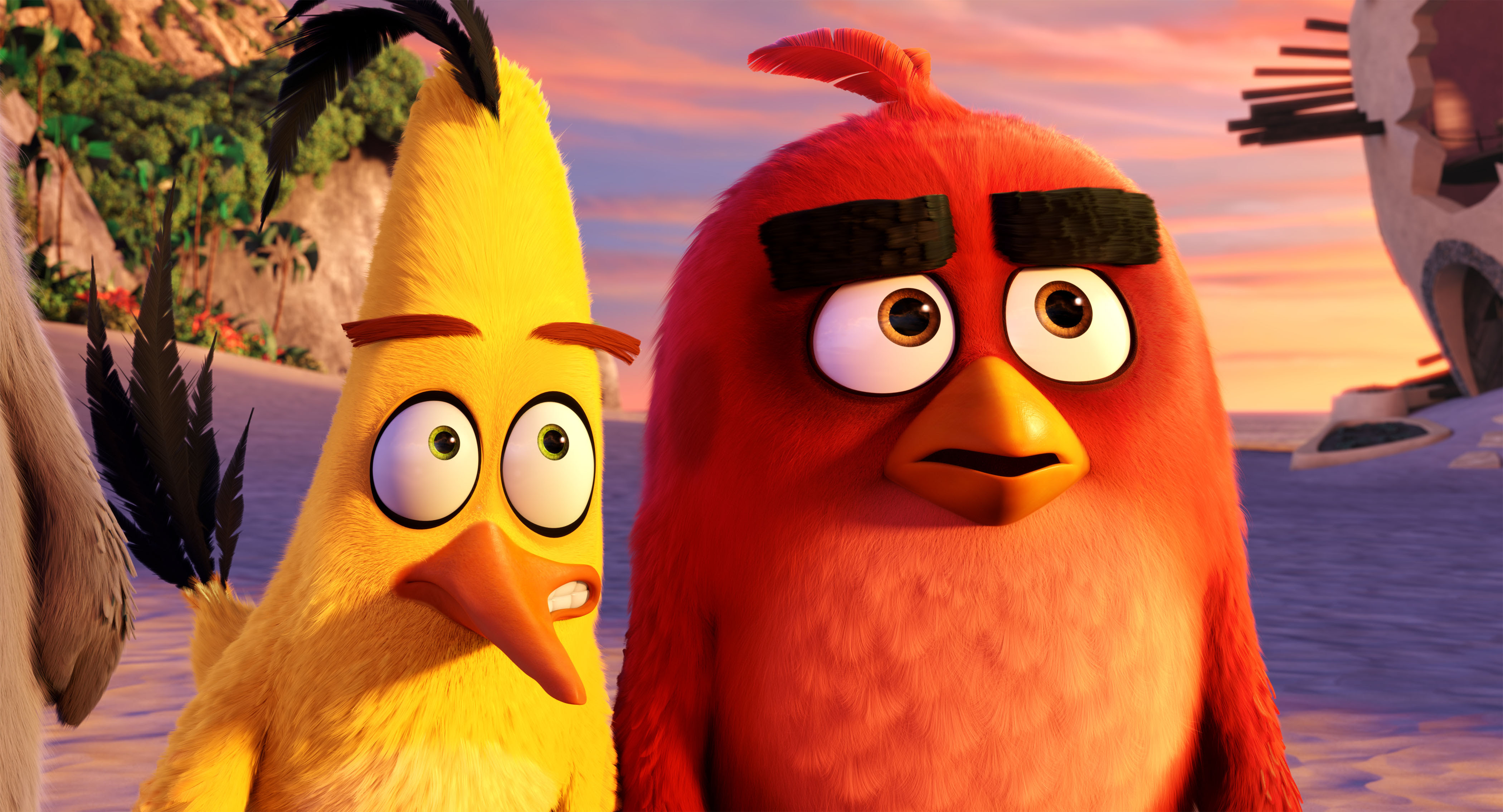 The Angry Birds Movie Looks Hilarious Angry Birds Theater