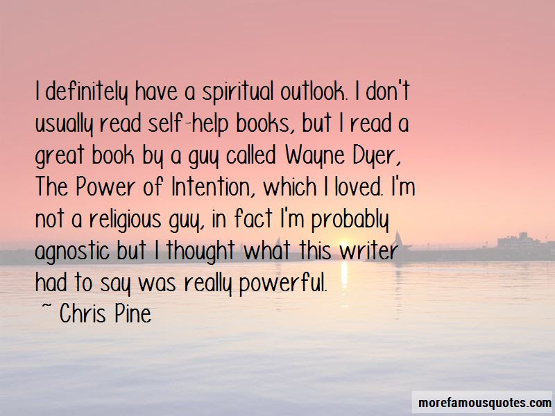 The Power Of Intention Book Quotes Top 4 Quotes About The Power Of
