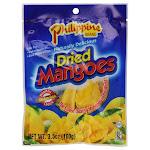 Philippine Brand Dried Mangoes, 3.5 oz