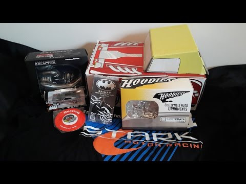 Loot Crate unboxing Setember 2016 - Quick View - Portugal