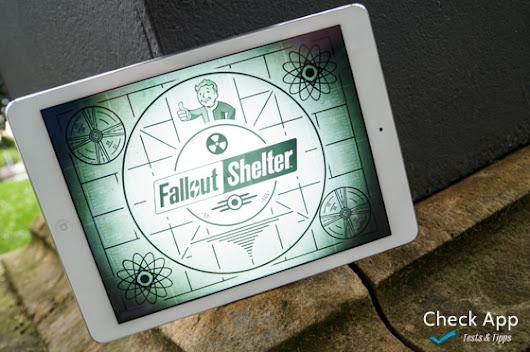 Fallout Shelter - Im Bunker nix Neues? - Check-App
