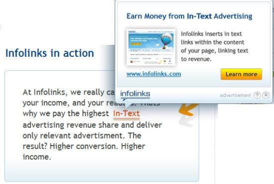 10 Best In-Text Advertisement Programs