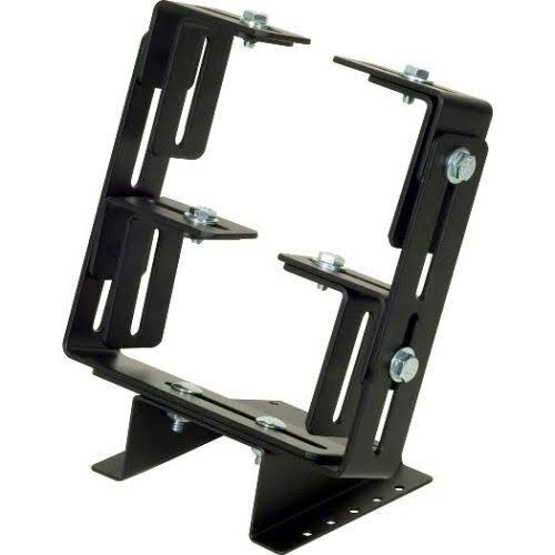 Gamber-Johnson - Shortstack 2-Unit - Mounting component for 2 radio