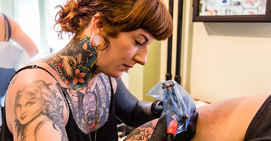 The Best Tattoo Parlours Across Canada