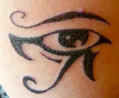 Tattoo Club Egyptian Eye Tattoo