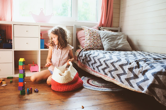 How to Organize Your Child's Room – And Keep it That Way
