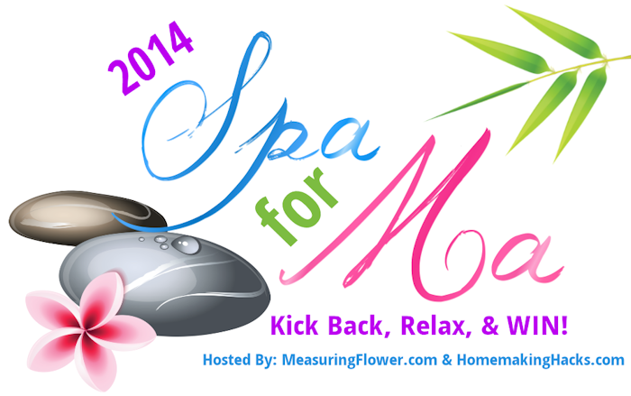 Spa for Ma Giveaway Hop - September 2014