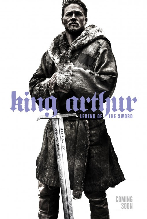 King Arthur: Legend of the Sword Movie Poster