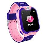 Kid's Tick Tack Fun Smart Watch - Color: PINK