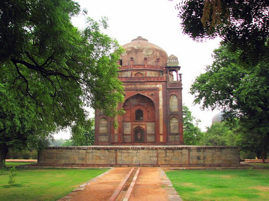Humayun Tomb Complex – Places To Visit In Delhi
