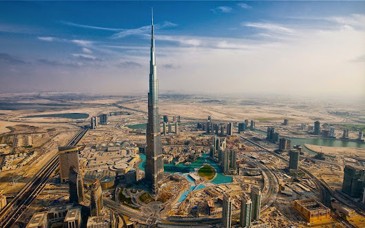 Not Just the Famed City of 'Malls'- DUBAI
