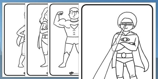 T T 2116 Superhero Colouring Sheets_ver_1
